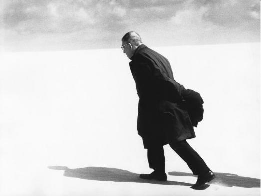 Jean-Paul-Sartre-in-Nida-Lithuania-